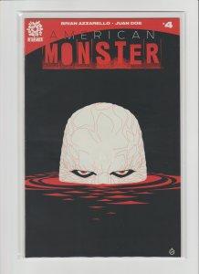 American Monster #4 NM- 9.2 High Grade!