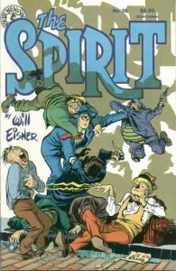 Spirit, The (8th Series) #36 VF/NM; Kitchen Sink   save on shipping - details in