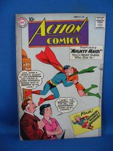 ACTION COMICS 260 VF SUPERMAN 1960 SUPERGIRL