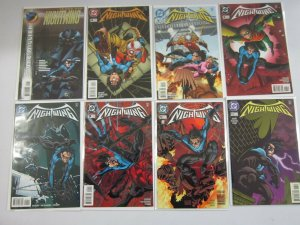 Nightwing lot 34 different from #4-49 + Special 8.0 VF (1997-2000 1st Series)