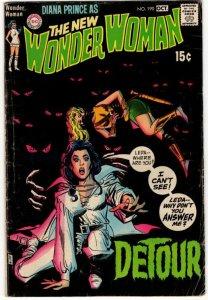 WONDER WOMAN #190 (NG) DC Comics