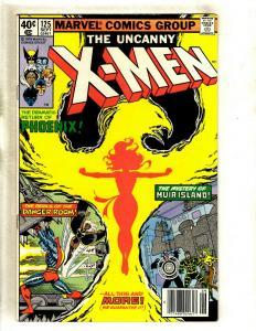 Uncanny X-Men # 125 NM Marvel Comic Book Wolverine Phoenix Storm Cyclops HY1