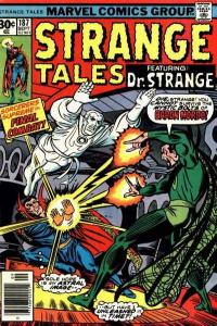 Strange Tales (1951 series) #187, Good+ (Stock photo)