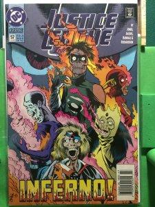 Justice League International #57