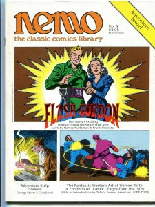 Nemo the classic Comics Library 4 VG/FN