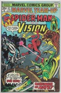 Marvel Team-Up   vol. 1   # 42 GD Spider-Man, Vision