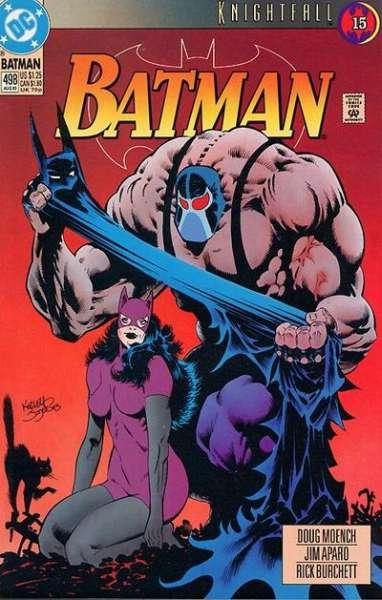 Batman (1940 series) #498, NM (Stock photo)