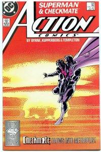Action Comics 598 Mar 1988 NM- (9.2)