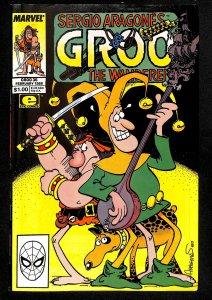 Sergio Aragonés Groo the Wanderer #36 (1988)