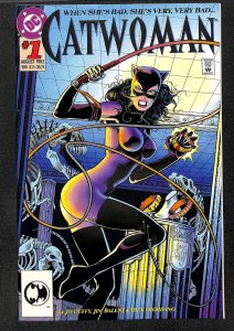 Catwoman: Lineas vitales #1 (1994)