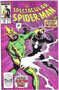 Spider-Man, Peter Parker Spectacular #135 (Feb-88) NM/MT Super-High-Grade Spi...
