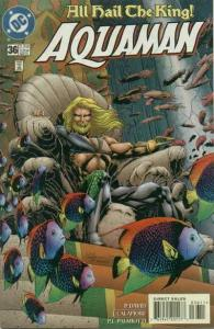 Aquaman (5th Series) #36 VF/NM; DC | save on shipping - details inside