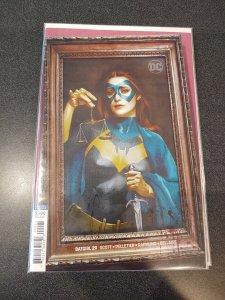 BATGIRL #29 JOSHUA MIDDLETON VARIANT DC COMICS