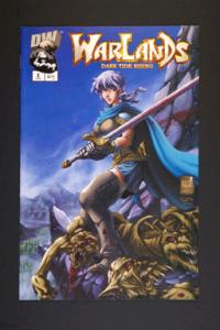 Warlands Dark Tide Rising # 3 February 2003