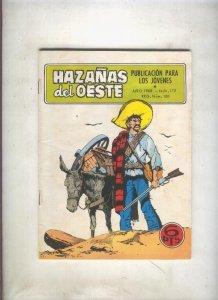Hazañas del Oeste numero 170: Un fantasma entre los Sioux (Cesar)