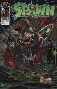 Spawn #33 VF/NM; Image | save on shipping - details inside