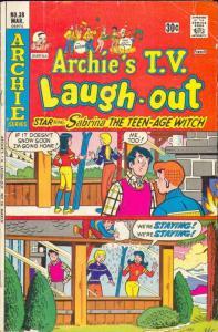 Archie's TV Laugh Out #38 (Mar-76) VG+ Affordable-Grade Archie