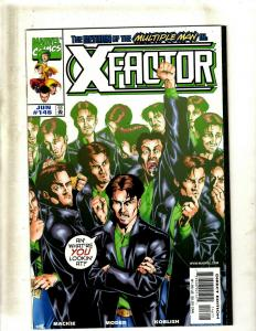 12 X-Factor Marvel Comics #146-149, #-1, Annual #1-3, #7-9, Special #1  JF21