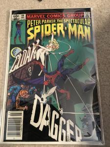 Peter Parker The Spectacular Spider-Man #64