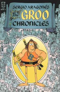 Groo Chronicles, The #3 VF/NM; Epic | save on shipping - details inside