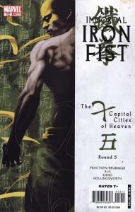 Immortal Iron Fist #12, NM (Stock photo)