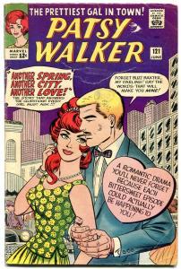 Patsy Walker #121 1965-Marvel silver age- G+