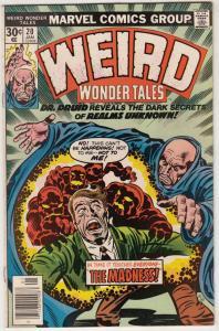 Weird Wonder Tales #20 (Jan-77) VF/NM High-Grade