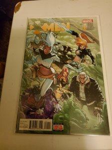 Extraordinary X-Men #1 (2016)