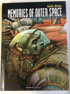 MEMORIES OF OUTER SPACE by Enki Bilal (2002 HC) Humanoids CLASSIC