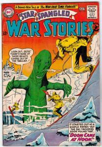 Star Spangled War Stories #114 (May-64) FN/VF Mid-High-Grade Dinosaur