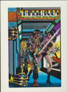 STARSLAYER #3, VF/NM, Dave Stevens, Bettie Page, Betty, 1982, more DS in store