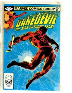 Daredevil # 185 NM Marvel Comic Book Frank Miller Elektra Bullseye Hand HJ9