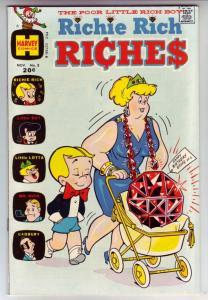 Richie Rich Riches #3 (Nov-72) NM/NM- High-Grade Richie Rich