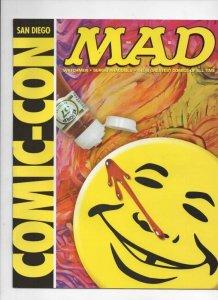 MAD Magazine Special SDCC 2008, VF/NM, Botchmen a Watchmen parody, San Diego