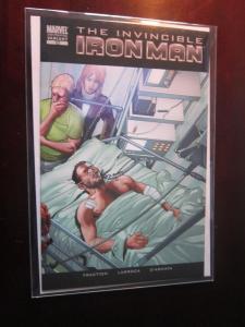 Invincible Iron Man (2008) #22C - 9.0+ - 2010