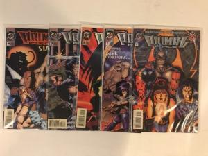Primal Force 0 1-4 Near Mint Lot Set Run