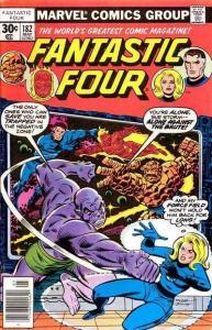 Fantastic Four (1961 series) #182, VF (Stock photo)