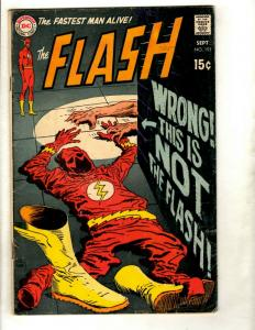 Flash # 191 FN- DC Silver Age Comic Book Superman Batman Green Lantern Arrow GK1