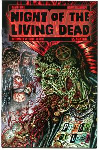 NIGHT of the LIVING DEAD Aftermath #1, NM, Gore, 2012, more NOTLD in store