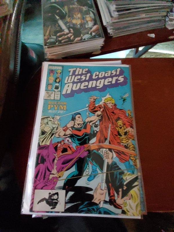 West Coast Avengers #36 (1988)