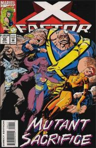 Marvel X-FACTOR (1986 Series) #94 VF