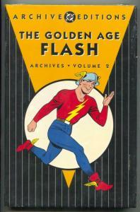 Golden Age Flash Archives Vol 2 hardcover- sealed