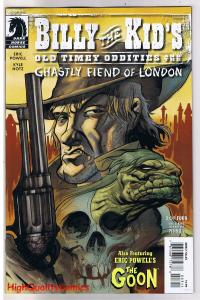 BILLY the KID #3,Old Timey Oddities,Goon,Eric Powell,NM