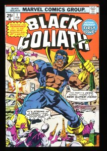 Black Goliath #1 NM 9.4
