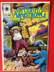 ARCHER & ARMSTRONG V1 #7 1990's VALIANT /  HIGH QUALITY