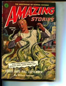 Amazing Stories-Pulp-10/1951-Milton Lesser