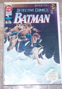 Detective Comics #663 (Jul 1993, DC) BATMAN KNIGHTFALL PT 10