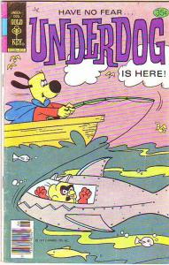 Underdog #19 (Jun-78) FN+ Mid-Grade Underdog
