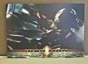 2008 Iron Man Movie Trading Card #50