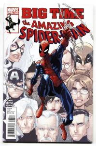 Amazing Spider-Man #649-2011-New Spidey Suit cover comic book